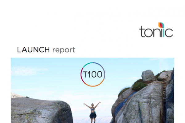 Toniic T100 Launch Report